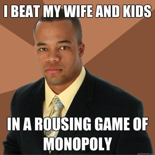 angry black man meme Success