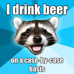 Lame Pun Coon