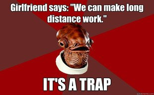 Admiral Ackbar Relationship Expert