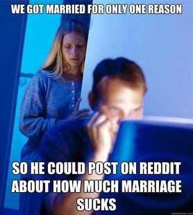 Redditors Wife