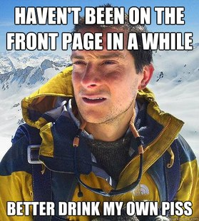 Bear Grylls