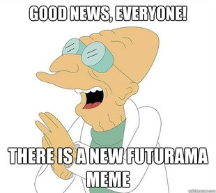 Futurama Farnsworth