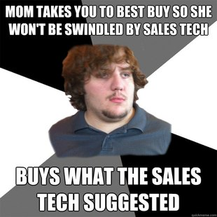 Family Tech Support Guy