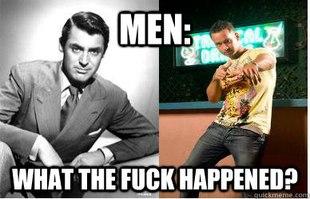 Men What Happened