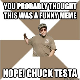 Chuck Testa