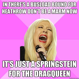 Wrong Lyrics Christina