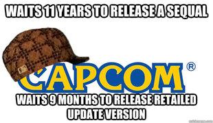Scumbag Capcom