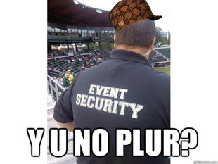Scumbag Event Security