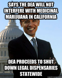 Scumbag Obama