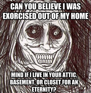 Horrifying Houseguest