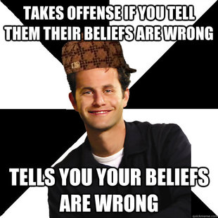 Scumbag Christian