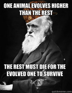 Scumbag evolution