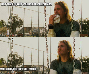 First World Stoner Problems