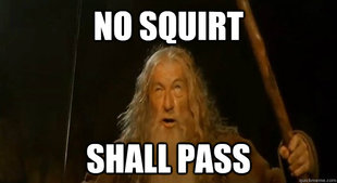 Advice Gandalf