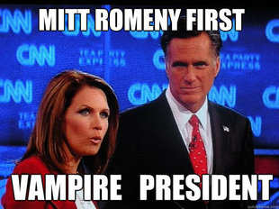 Socially Awkward Mitt Romney