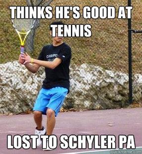 Tennis Meme