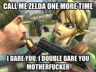 Link is a G