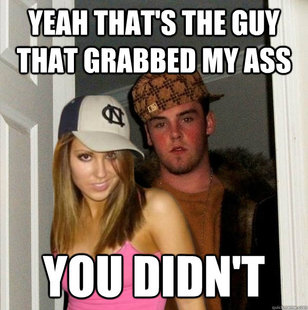 Scumbag Steve and Stacy