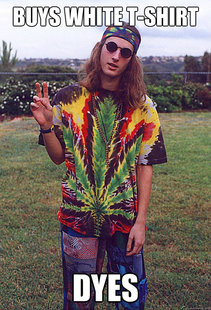 Freshman Hippie