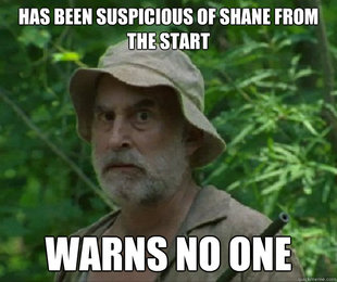 Dale - Walking Dead