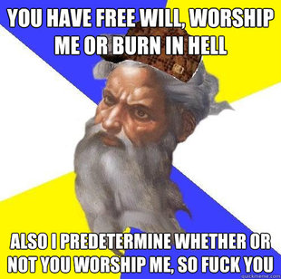Scumbag Advice God