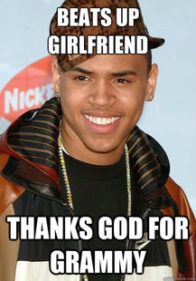 chris brown meme