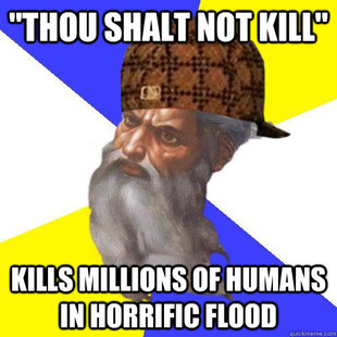 Scumbag God is an SBF