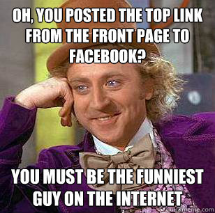 Condescending Wonka