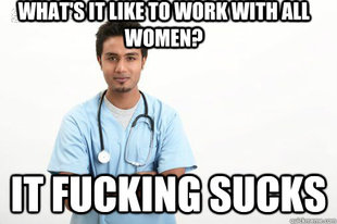 Male nurse