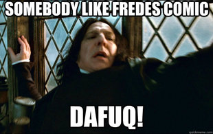 Snape Dafuq