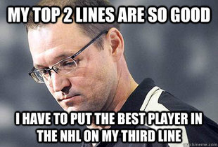 First World Bylsma Problems