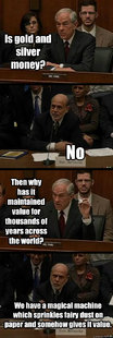 Ron Paul vs. Ben Bernanke