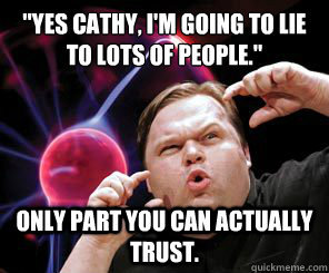 Lying Mike Daisey