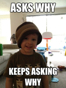 Scumbag Toddler