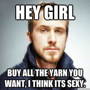 hey yarn