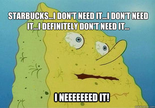 Spongebob Dehydrated