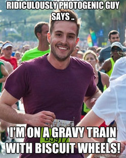 Ridiculously photogenic guy