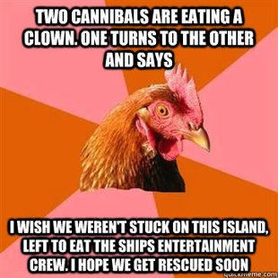 Anti joke chicken sally - photo#42