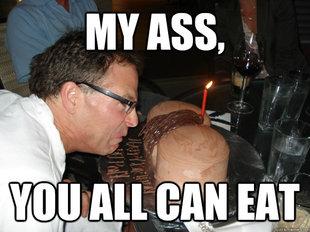 Eat The Ass 51