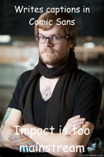 Hipster Barista
