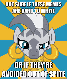 Not sure if Zecora