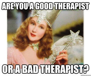 therapist good or bad