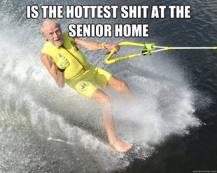 Extreme Senior Citizen