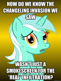 Conspiracy Lyra - Template