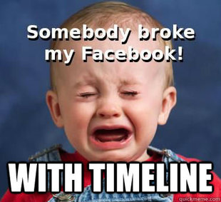 broke facebook