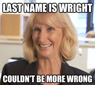 Wendy Wright Meme