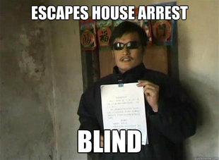 Success Level Asian Chen Guangcheng