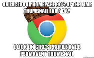 Scumbag Chrome
