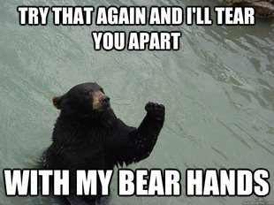 Vengeful Bear