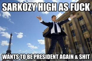 sarkozy be high